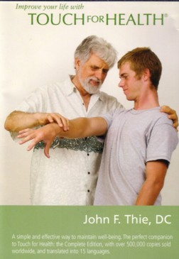 The Touch For Health DVD
