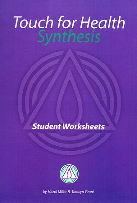 Touch for Health Synthesis Student Worksheets