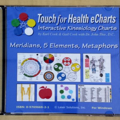 Touch for Health eCharts CD